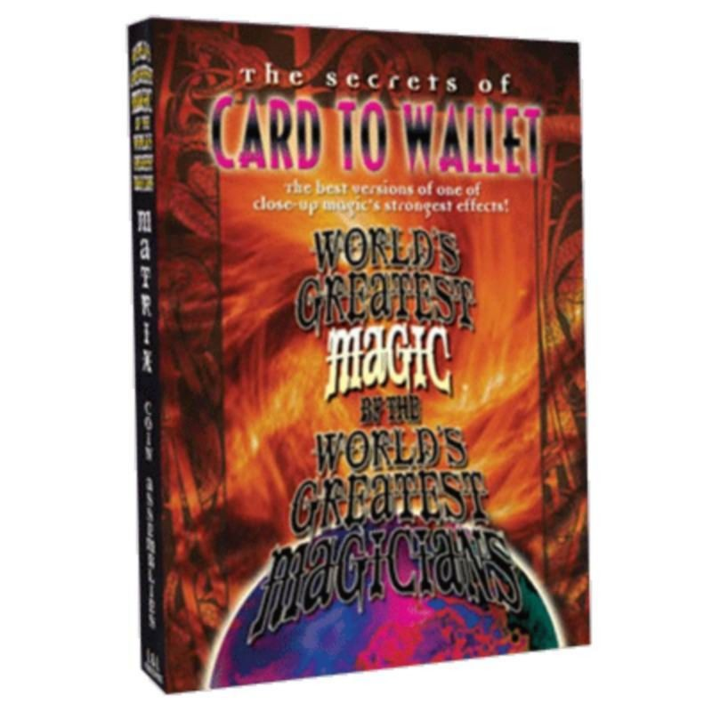 Card To Wallet (World's Greatest Magic) video DOWNLOAD