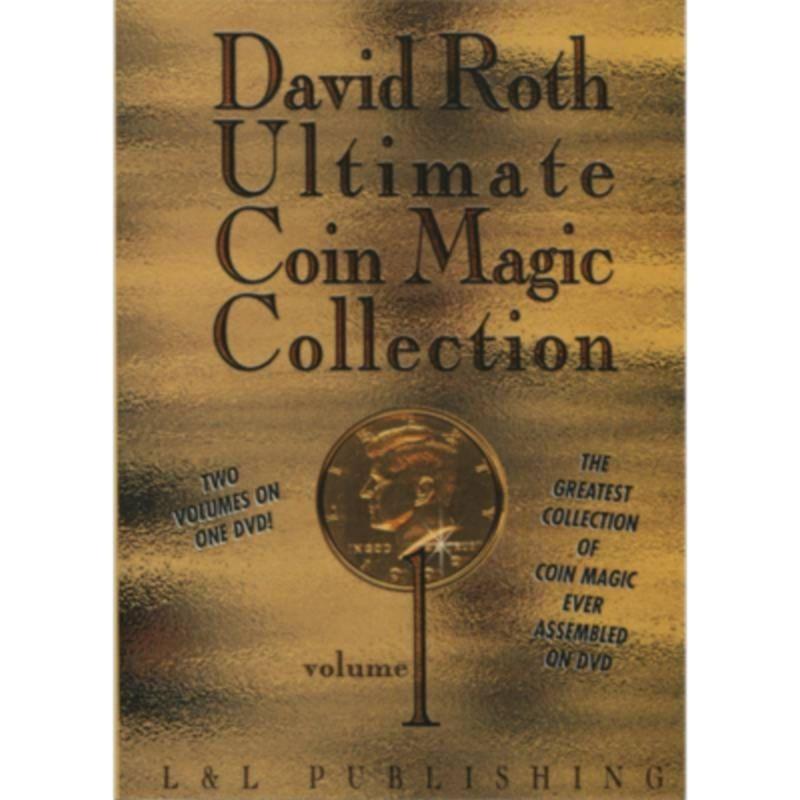 David Roth Ultimate Coin Magic Collection Vol 1 video DESCARGA