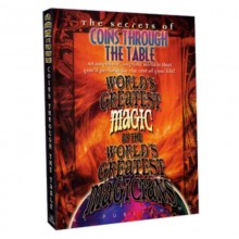 Coins Through Table (World's Greatest Magic) video DOWNLOAD