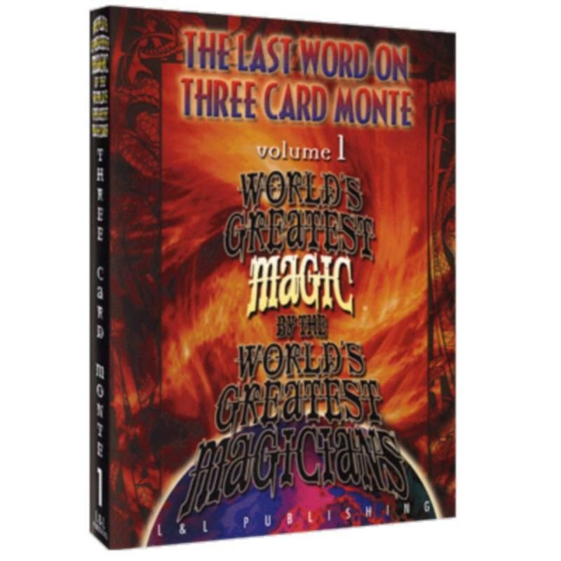 The Last Word on Three Card Monte Vol. 1 (World's Greatest Magic) by L&L Publishing video DESCARGA