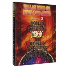 The Last Word on Three Card Monte Vol. 2 (World's Greatest Magic) by L&L Publishing video DESCARGA