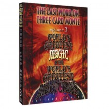 The Last Word on Three Card Monte Vol. 3 (World's Greatest Magic) by L&L Publishing video DESCARGA