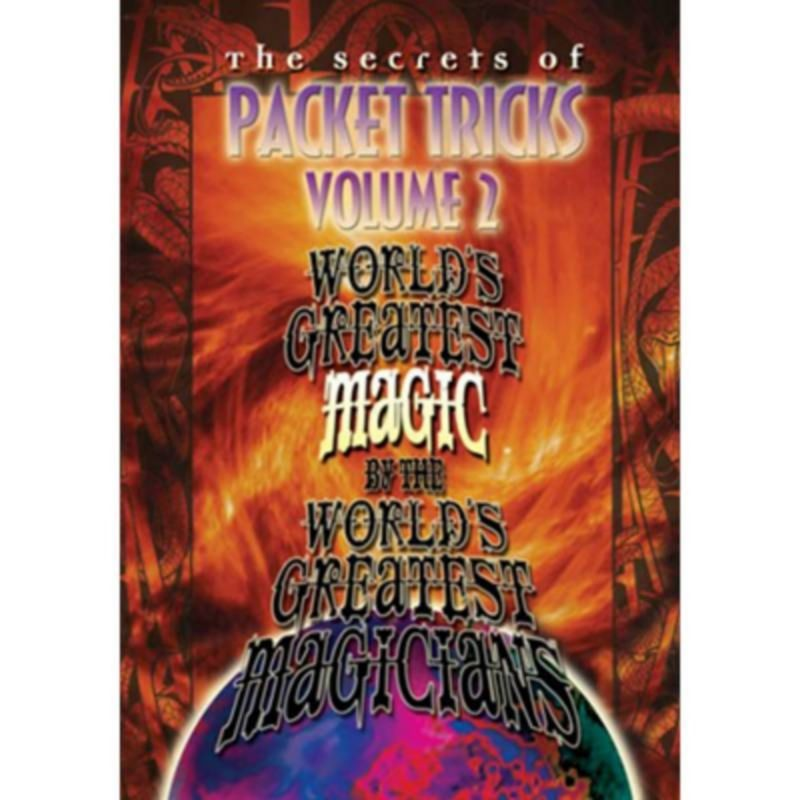 The Secrets of Packet Tricks (World's Greatest Magic) Vol. 2 video DOWNLOAD