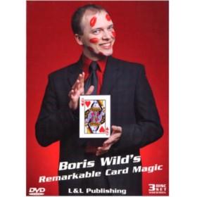 Remarkable Card Magic (3 Volume Set) by Boris Wild video DESCARGA