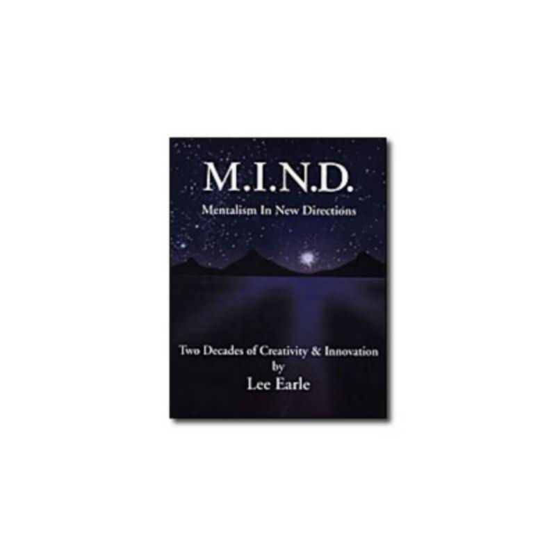 Mentalism In New Directions (M.I.N.D.)by Lee Earle - Book DESCARGA