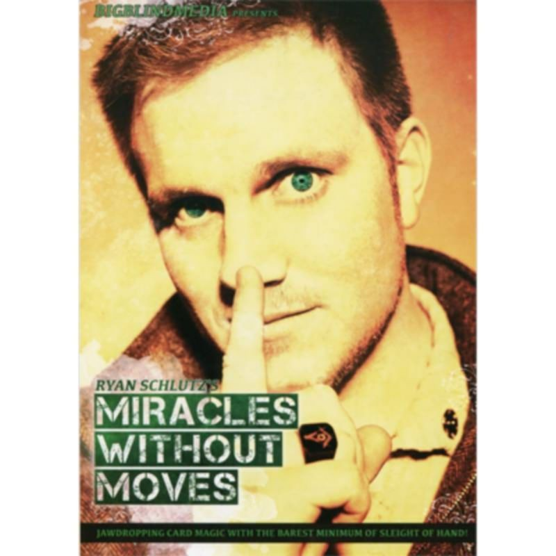Miracles Without Moves by Ryan Schlutz and Big Blind Media - video DESCARGA
