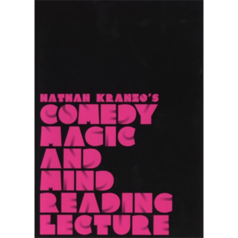 Kranzo's Comedy Magic and Mind Reading Lecture by Nathan Kranzo video DESCARGA