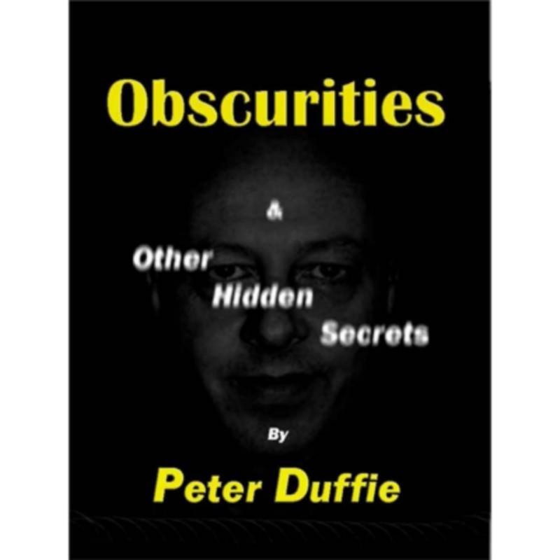 Obscurities by Peter Duffie eBook DOWNLOAD