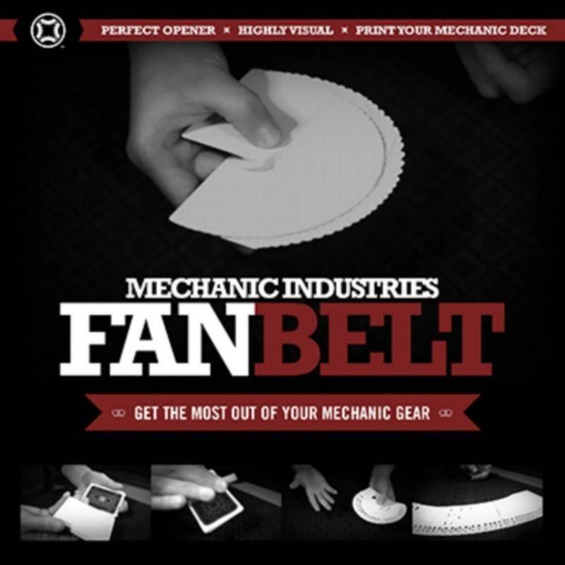 Fan Belt by Mechanic Industries DESCARGA