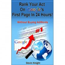 How To Rank Your Act on Google by Devin Knight - ebook - DESCARGA