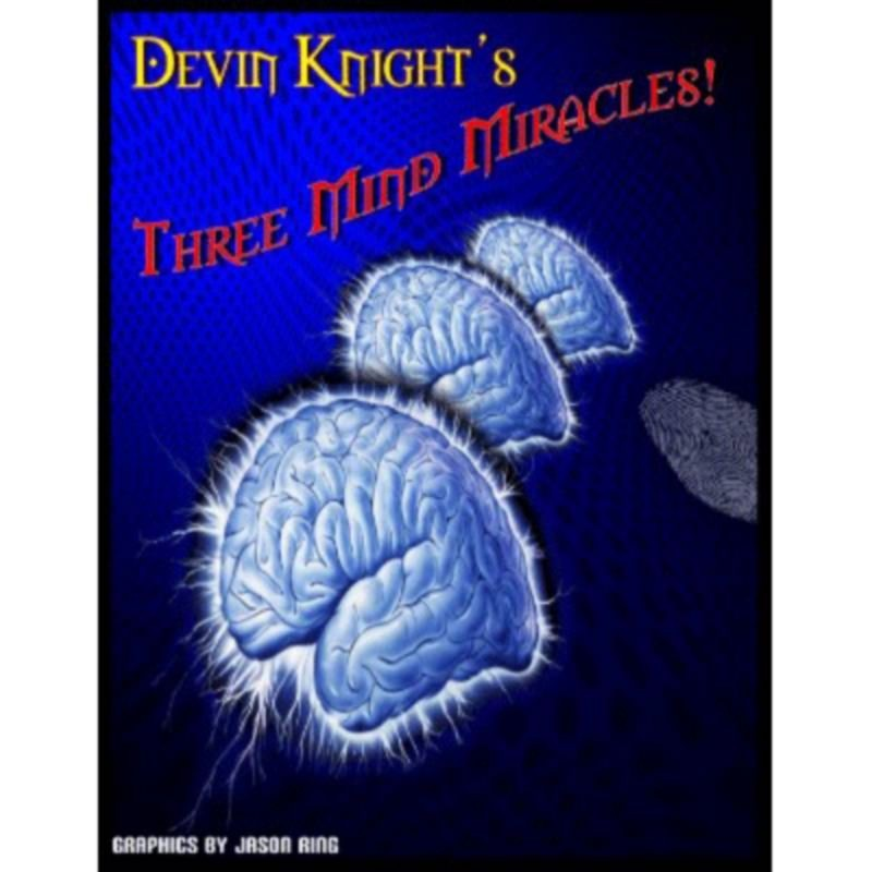 Three Mind Miracles by Devin Knight - ebook - DESCARGA