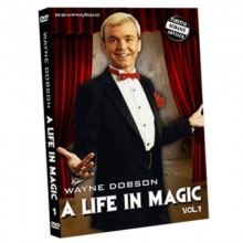 A Life In Magic - From Then Until Now Vol.1 by Wayne Dobson and RSVP Magic - video - DESCARGA