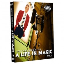 A Life In Magic - From Then Until Now Vol.2 by Wayne Dobson and RSVP Magic - video - DESCARGA