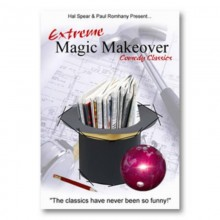 Extreme Magic Makeover by Hal Spear and Paul Romhany - eBook DESCARGA
