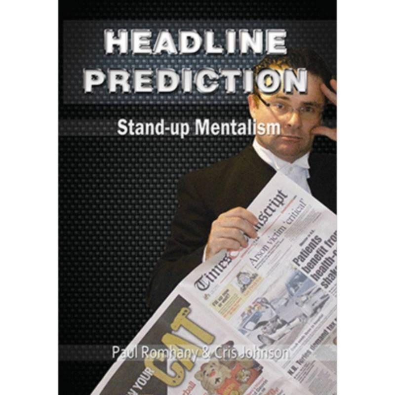 Headline Prediction (Pro Series Vol 8) by Paul Romhany - eBook DESCARGA