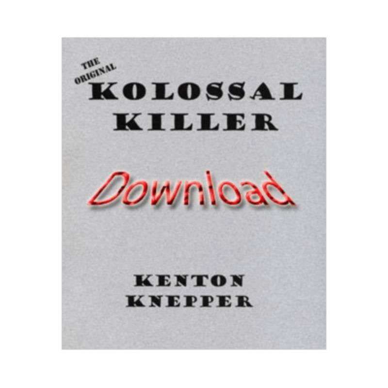 Kolossal Killer (Original) by Kenton Knepper eBook DESCARGA