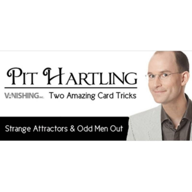 Two Amazing Card Descargas by Pit Hartling and Vanishing, Inc. video DESCARGA