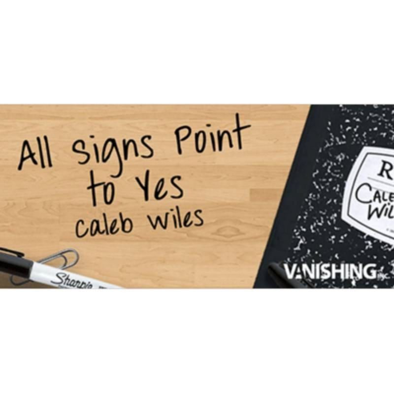 All Signs Point To Yes by Caleb Wiles and Vanishing, Inc. video DESCARGA