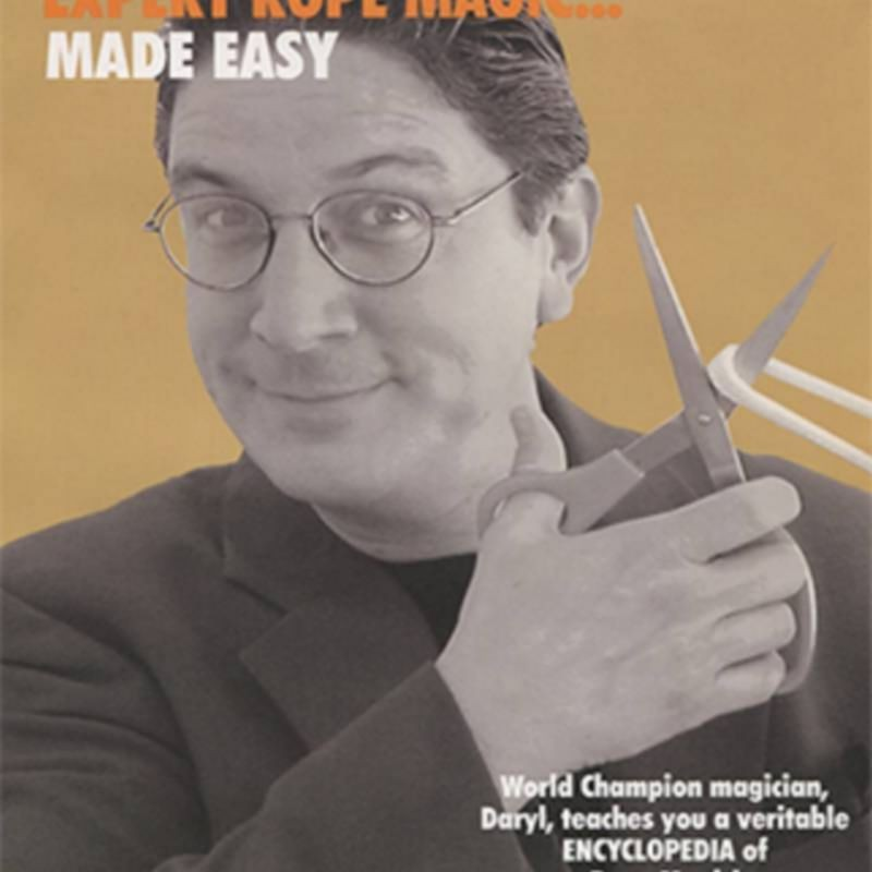Expert Rope Magic Made Easy by Daryl - Volume 2 video DOWNLOAD