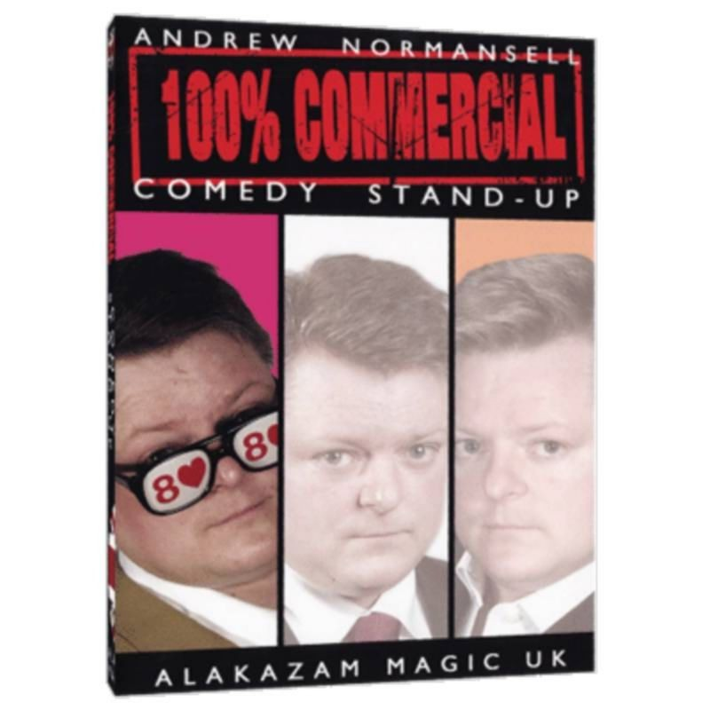 100 percent Commercial Volume 1 - Comedy Stand Up by Andrew Normansell video DESCARGA