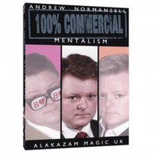 100 percent Commercial Volume 2 - Mentalism by Andrew Normansell video DESCARGA