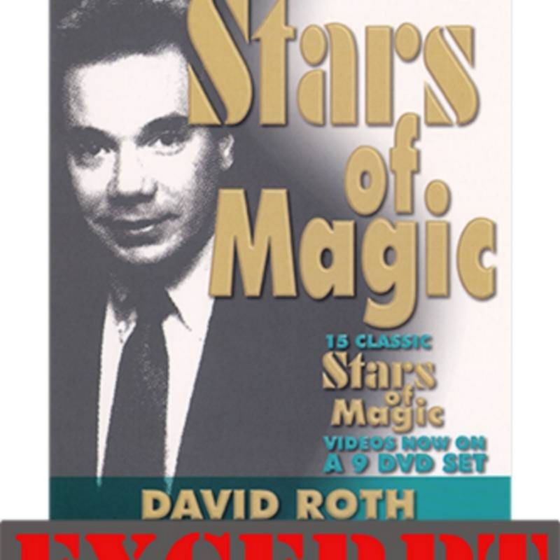 The Fugitive Coins video DOWNLOAD (Excerpt of Stars Of Magic 8 (David Roth))