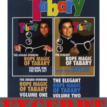 Ring & Rope video DESCARGA (Excerpt of Tabary (1 & 2 On 1 Disc), 2 vol. combo, DVD)