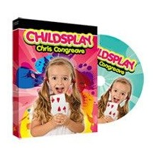 Card Tricks DVD - Childsplay by Chris Congreave and Gary Jones TiendaMagia - 1