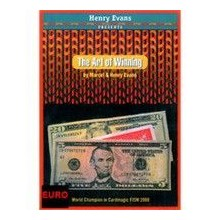 Card Tricks The Art of Winning (Euro) by Henry Evans and Marcel Henry Evans - 1