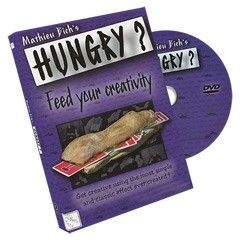 Magic DVDs DVD - Hungry? by Mathieu Bich TiendaMagia - 1