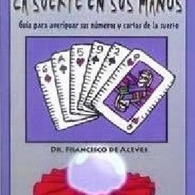 Mentalism La Suerte en Sus Manos - Francisco Aceves - Book TiendaMagia - 1