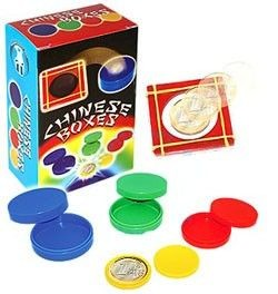Magic with Coins Chinese Boxes Set TiendaMagia - 1
