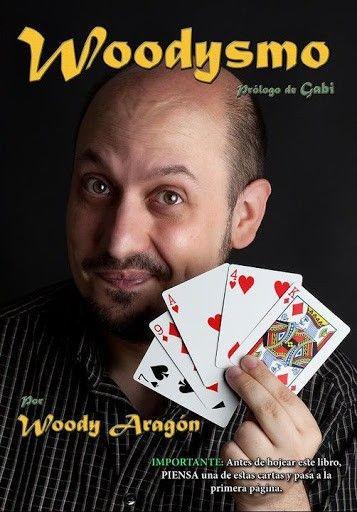 Magic Books Woodysmo - Woody Aragón - Book TiendaMagia - 1