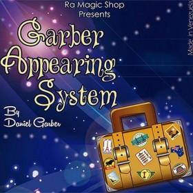 Magia de Salón Sistema de aparición Garberde Daniel Garber TiendaMagia - 1