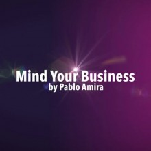 Descargas - Mentalismo Mind Your Business Project by Pablo Amira video DESCARGA MMSMEDIA - 1