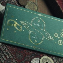 Magic with Coins EMC2 (With Online Instructions) by Nemo & Hanson Chien TiendaMagia - 6