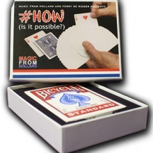 Card Tricks How by Magic from Holland and Ferry de Riemer TiendaMagia - 1