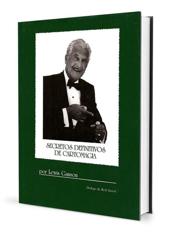 Magic Books Dai Vernon: Secretos definitivos de cartomagia Editorial Paginas - 1