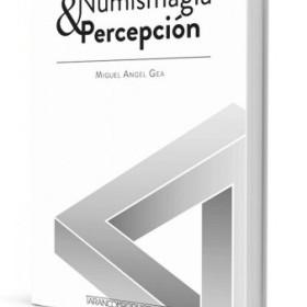 Libros de Magia en Español Numismagia y Percepción de Miguel Ángel Gea - Libro TiendaMagia - 1