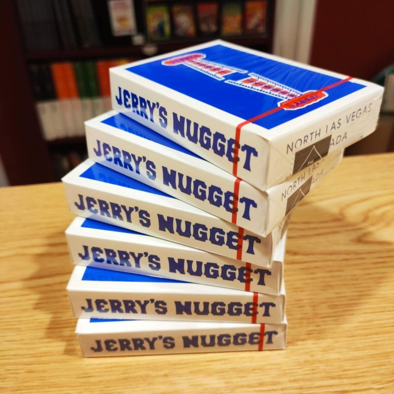 Cards Jerry's Nuggets Playing Cards - Modern Feel USPC - Bicycle - 2