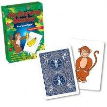 Magic Tricks The Starving Monkey - Bicycle blue  - 1
