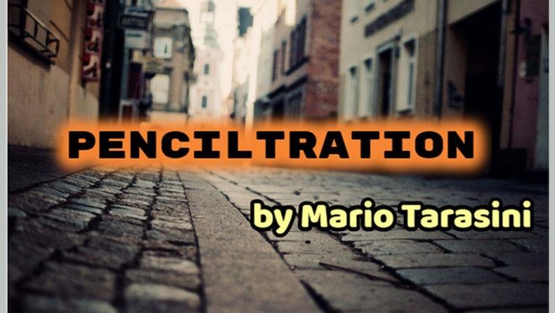 Descargas - Magia de Cerca Penciltration by Mario Tarasini video descargas MMSMEDIA - 1