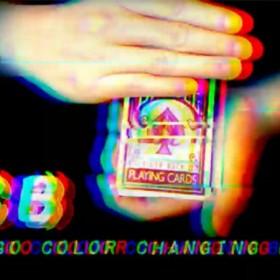 Descarga Magia con Cartas Vassago Color Changing Box by Jo Vassago video descargas MMSMEDIA - 1