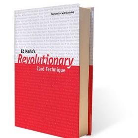 Magic Books Revolutionary Card Technique - Ed Marlo - Book TiendaMagia - 1