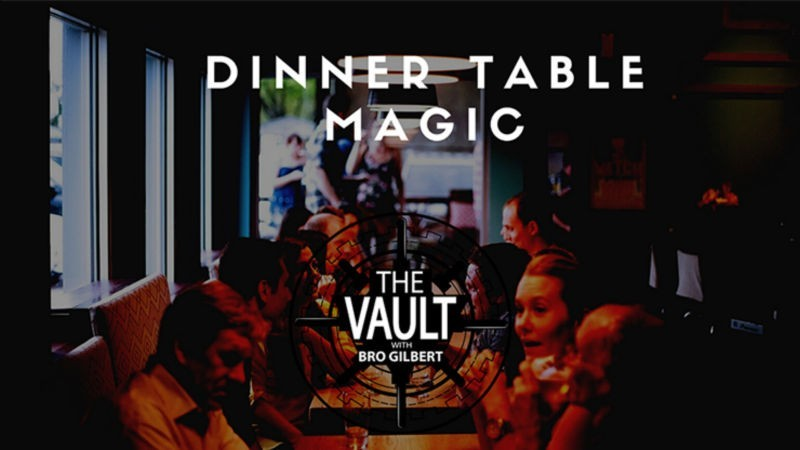 Close Up Performer The Vault - Dinner Table Magic (World's Greatest Magic) video DOWNLOAD MMSMEDIA - 1