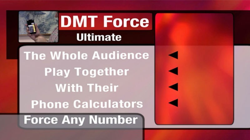 Close Up Performer DMT Force by Matteo Babini video DOWNLOAD MMSMEDIA - 1