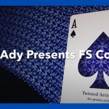 Card Magic and Trick Decks FS Control by Terry Ady video DOWNLOAD MMSMEDIA - 1