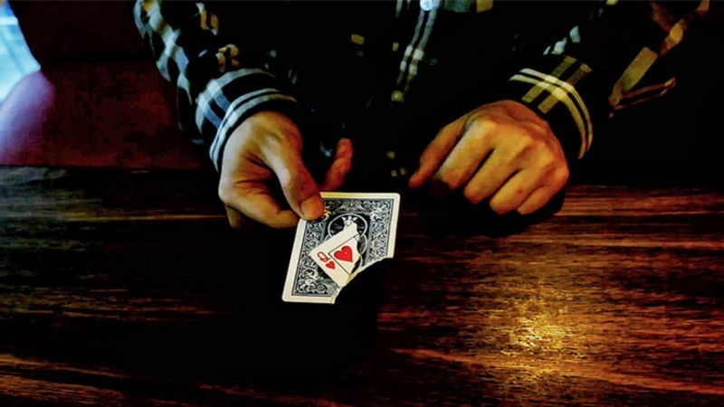 Card Magic and Trick Decks B.T.C. by Sultan Orazaly video DOWNLOAD MMSMEDIA - 1