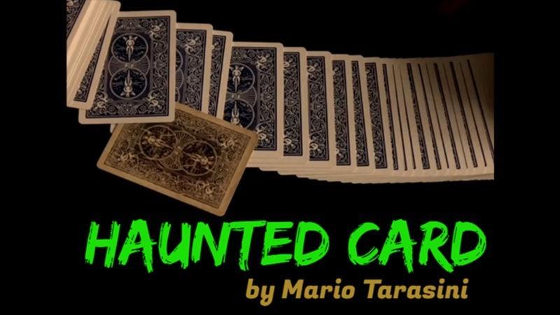 Descarga Magia con Cartas Haunted Card by Mario Tarasini video DESCARGA MMSMEDIA - 1
