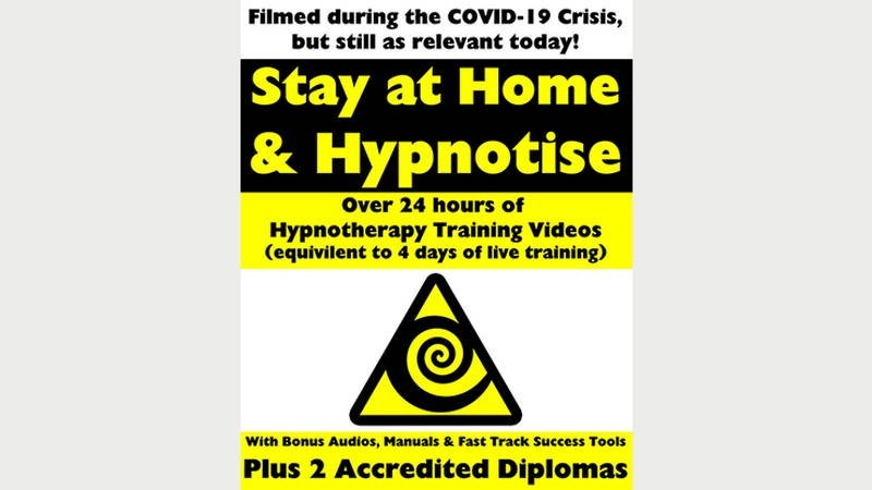 Mentalism,Bizarre and Psychokinesis Performer STAY AT HOME & HYPNOTIZE - HOW TO BECOME A MASTER HYPNOTIST WITH EASEBy Jonathan R
